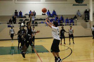Boys Basketball Sub-varsity vs Mann Summit