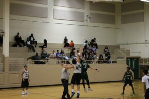 Sub-varsity basketball vs Western Hills