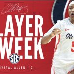 "UPDATED Alumni Watch – Crystal Allen, Ole Miss ""SEC"" Basketball"