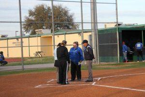 Softball vs Dunbar