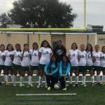Lady Bulldog Seniors step off Tech field one last time with win, prepare for big day Saturday! Senior Night pics included.