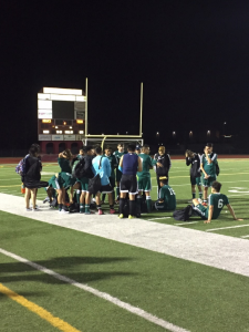 Boys Soccer vs Birdville