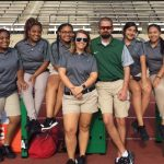 Behind any good athletic team is the sports medicine team and student athletic trainers, such is the case at Trimble Tech.