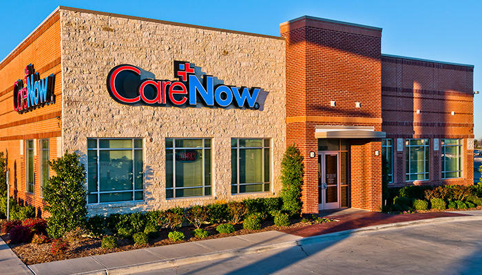Sports physicals are available at CareNow for only $20, no appointment necessary.