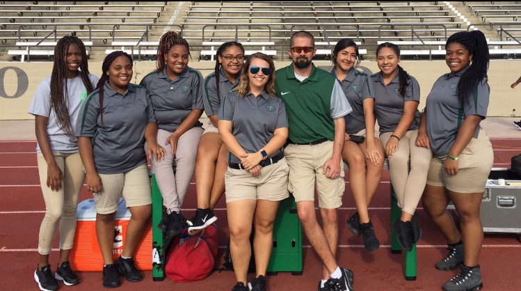 Looking for hard working, dedicated students interested in helping others and/or learning about athletic training.