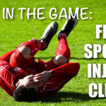 FREE Injury clinics start back up Wednesday evenings, 5:00-6:00 at two locations