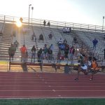 Numerous Bulldogs advance to Area Track Meet with good showing at Dist. 4-6A Track Meet, pictures included.