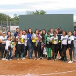 Lady Bulldogs Softball Team is wrapping up their season, honored their seniors Friday night. Pictures and Bio's included.