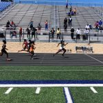 Two Bulldogs and a Relay Team are advancing to the Regional Track Meet Friday and Saturday at UTA!
