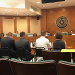 Updated: HB 76 PASSED THE SENATE!!! My trip down to Austin to testify on behalf of HB 76 and the importance of heart health and ECG screenings.