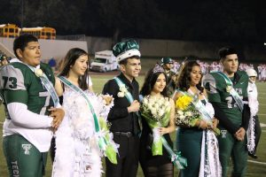 Homecoming Halls/Game/Royalty