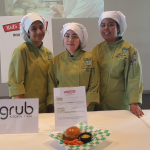 Trimble Tech Culinary Arts department not turkeying around, gets on national menu! Three young ladies will be published before graduation!