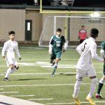 Boys Soccer vs South Hills scrimmage