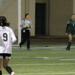 Lady Bulldogs soccer vs South Hills scrimmage