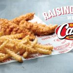 Softball fundraiser at Raising Cane's February 4th from 5:00-9:00 pm on S University