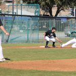 Baseball/Softball seasons get underway, schedules posted. Pictures of JV White Bsb vs Benbrook included.