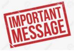 Important Athletic Information – updated on a regular basis, please check back regularly.