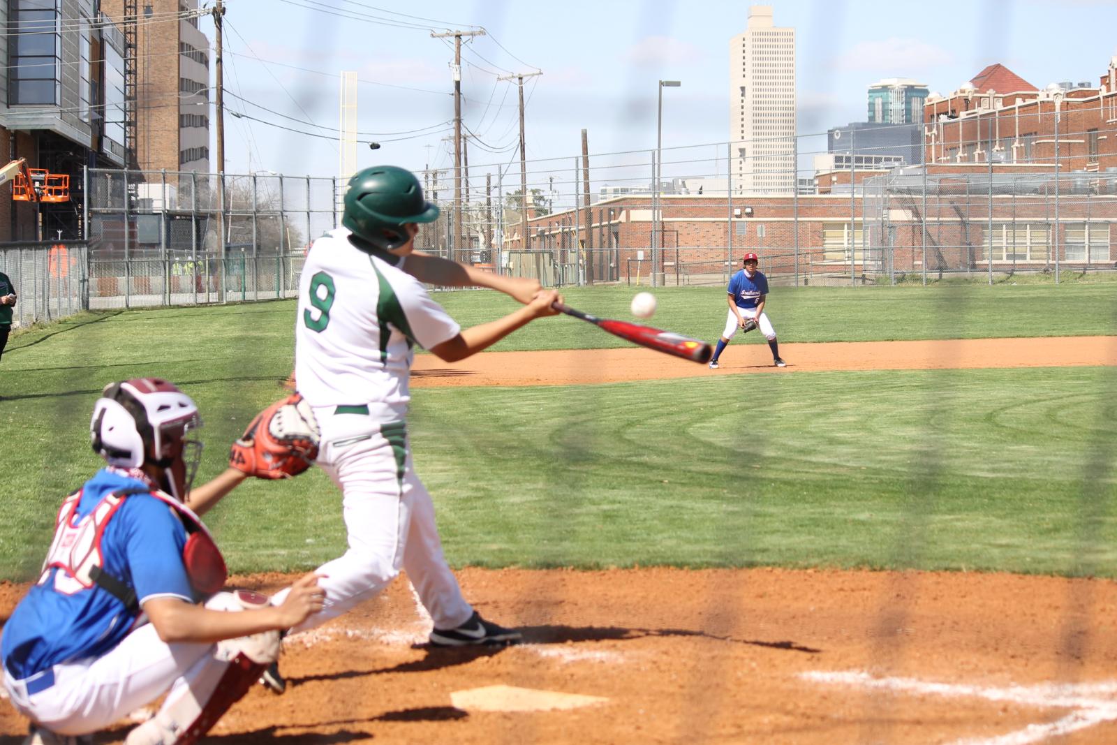 Bulldog JV Baseball vs Southwest 3/17/2021