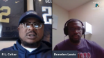 """Former Bulldog future sports reporter, Brandon Lewis, special guest on """"The Extra Point with P.L. Colter""""!"""