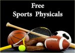 FREE Sports Physicals – save the date, June 1st here at Trimble Tech High School