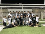 Trimble Tech Bulldogs Soccer Team third round play-off game information/ticket link