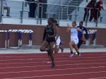 Trimble Tech Track places their foot down in the District Track Meet showing everyone a small team still has a loud BARK, sending numerous individuals and teams to the Area Meet March 15th! Pictures of meet included.