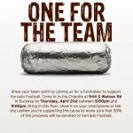 Chipotle Night for VHS FB