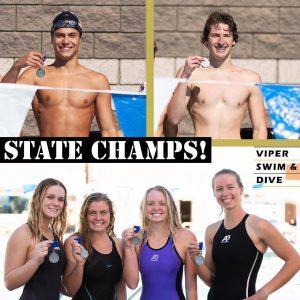 Swim Team Division II Championships
