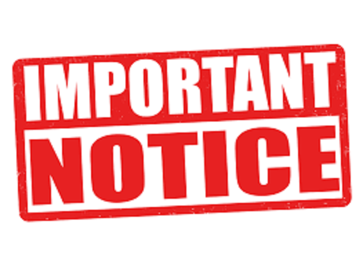 TRACK PRACTICE CANCELED 2/21 DUE TO WEATHER