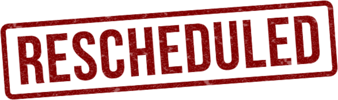 CANCELED GAMES/MATCHES 2/21