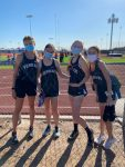 Girls Personal Bests at Carl Hayden Invite