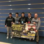 Congratulations Anthony Clarizio – 100 Career Wins