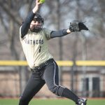 Cedar Grove High School Varsity Softball beat Paterson Charter School for Science and Technology 11-0