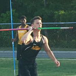 Sawyer Moe wins the NJSIAA Group 1 Championship in the Javelin