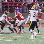 Cedar Grove High School Varsity Football falls to Hoboken High School 25-20