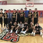 Boys Basketball Wins Holiday Tournament Crown