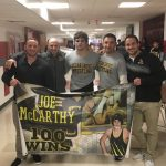 Congratulations Joe McCarthy – TAP into V/CG Athlete of the Week