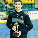 Congratulations Anthony Clarizio – TAP into V/CG Athlete of the Week