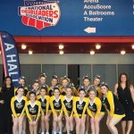 Cheer Team places 7th at Nationals Tournament
