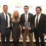 Mike Pronesti – National Football Foundation Scholar Athlete Award