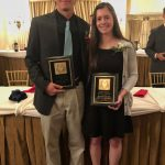 ECADA Scholar Athlete Award Winners