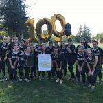 Ava Fernandez records her 100th Career Hit