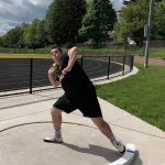 Congratulations Endri Yzellari – TAP into V/CG Athlete of the Week