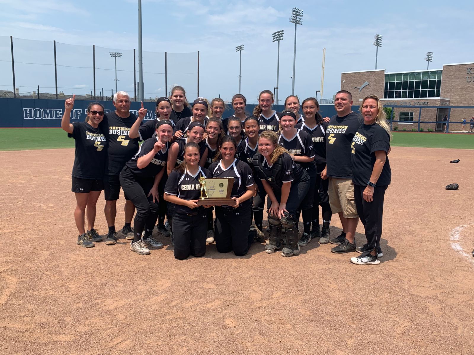 Softball wins Group 1 State Title, Advances to ToC Finals!