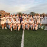 Girls Soccer wins SEC Colonial Division Championship