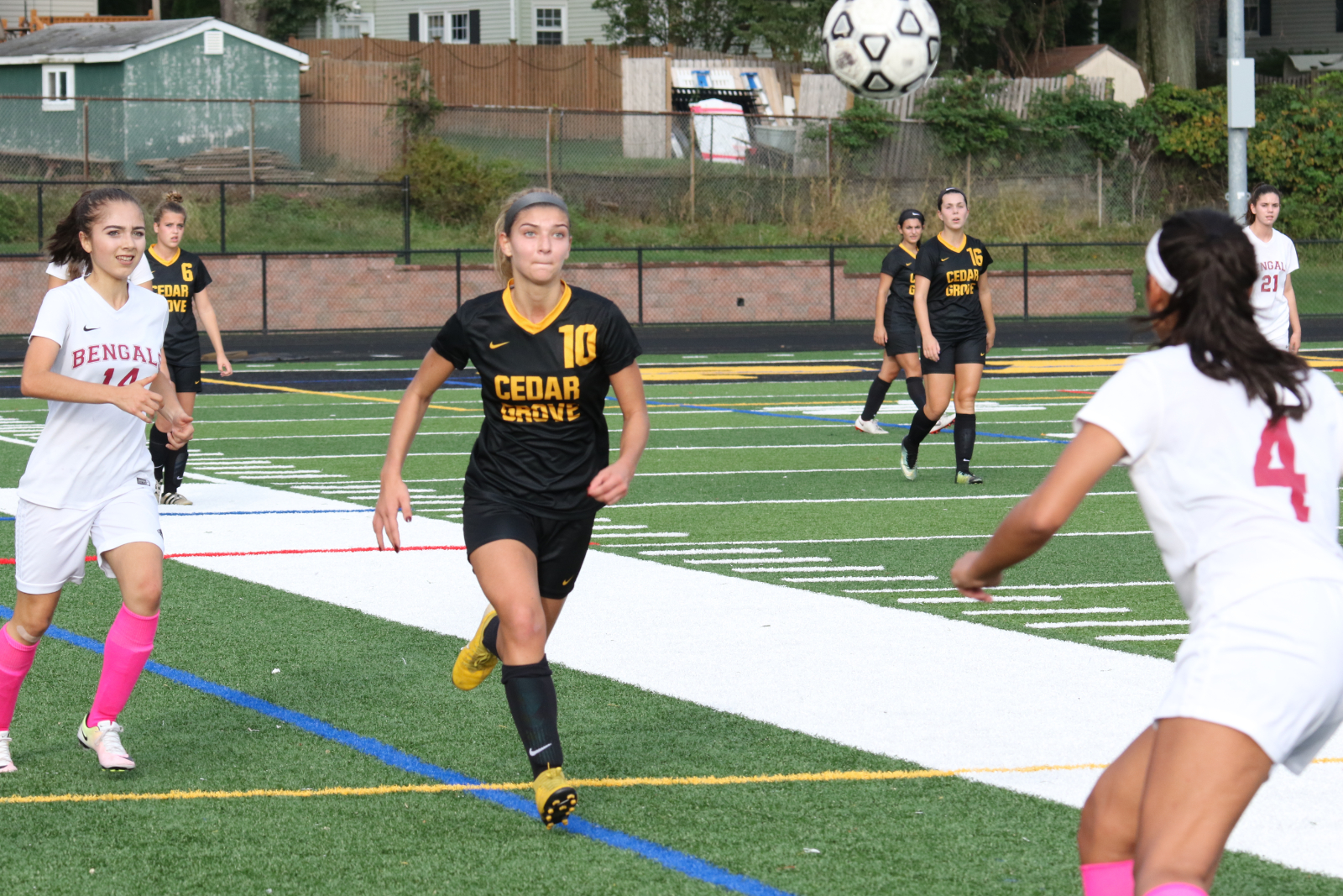 Congratulations Noelle Nicosia – TAP into V/CG Athlete of the Week
