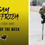 Congratulations Sam Giuffrida – TAP into V/CG Athlete of the Week