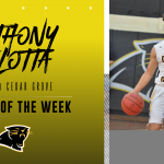Congratulations Anthony Bilotta – TAP into V/CG Athlete of the Week