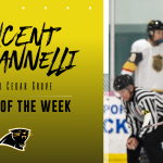 Congratulations Vincent Giovannelli – TAP into V/CG Athlete of the Week