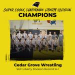 SEC Liberty Division Champions